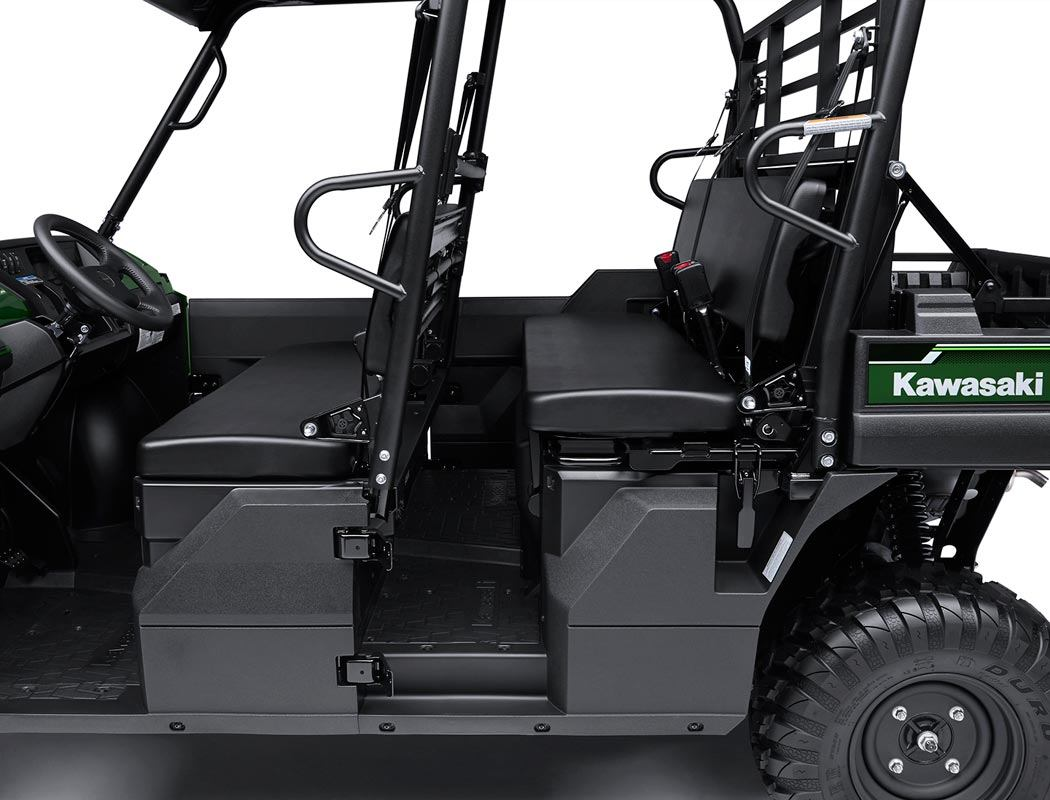 2016 Kawasaki Mule Pro-DXT EPS LE Diesel in North Reading, Massachusetts - Photo 26
