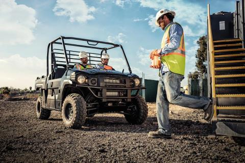 2016 Kawasaki Mule Pro-DX Diesel in Romney, West Virginia