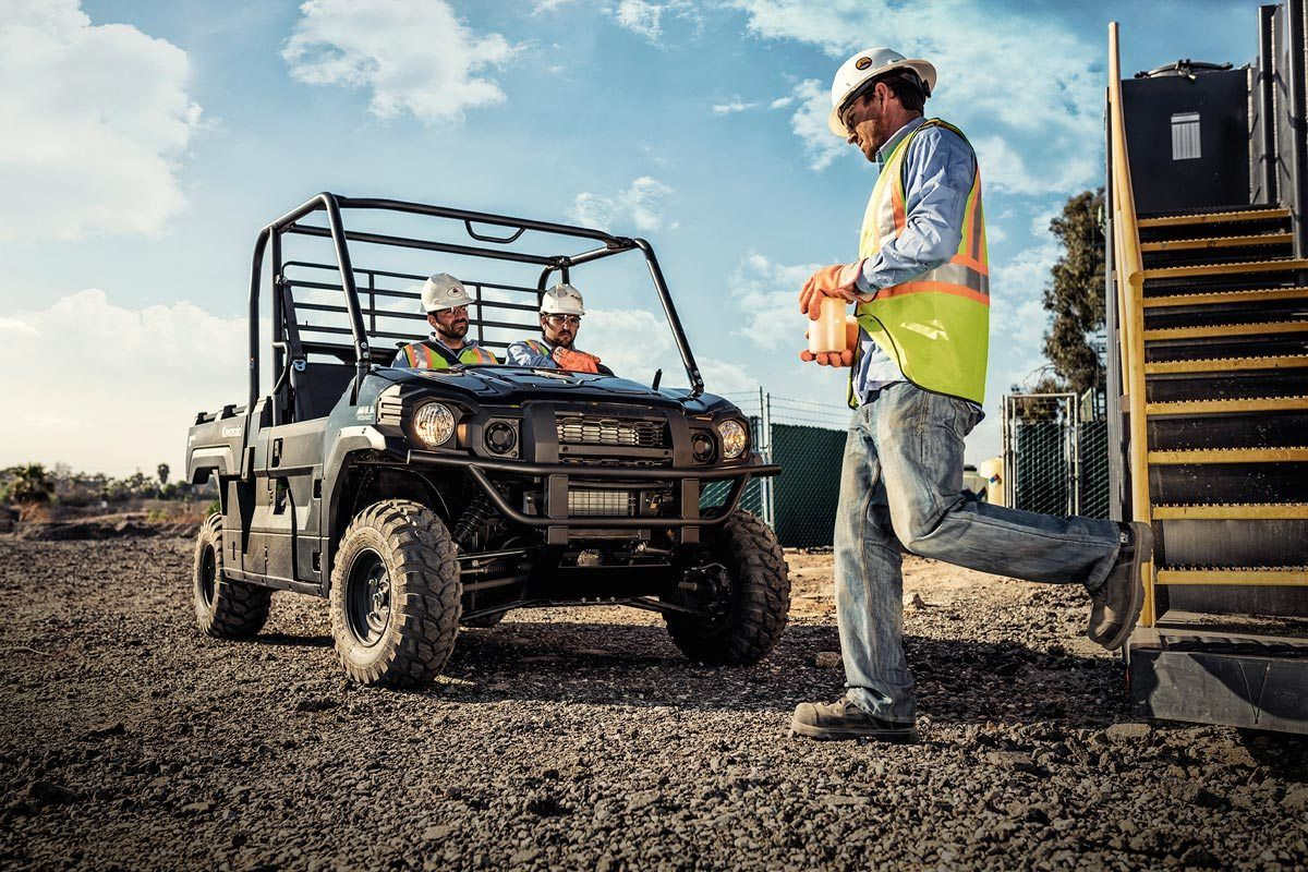 2016 Kawasaki Mule Pro-DX Diesel in North Reading, Massachusetts