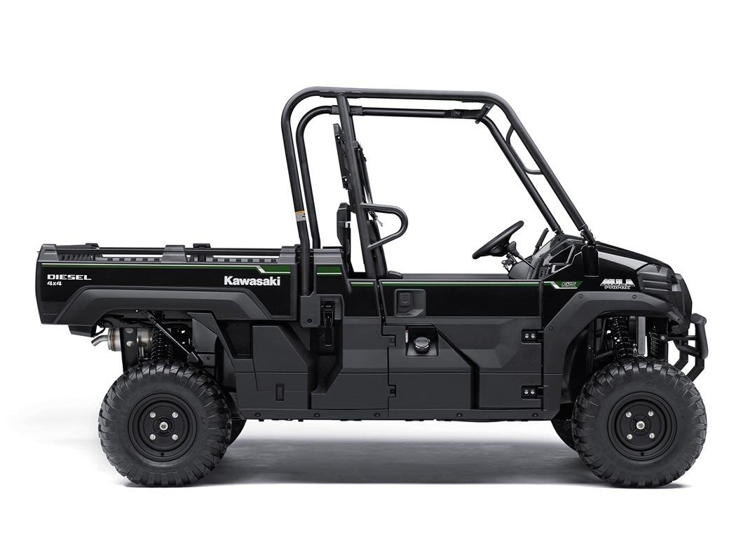 2016 Kawasaki Mule Pro-DX EPS Diesel in Romney, West Virginia