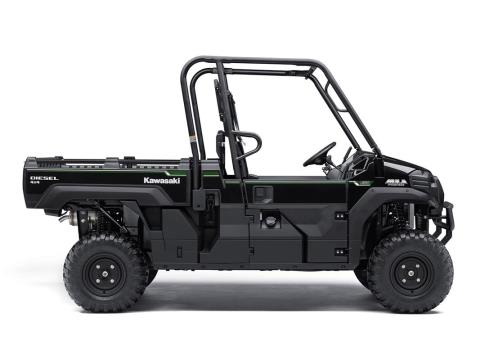 2016 Kawasaki Mule Pro-DX EPS Diesel in Pendleton, New York