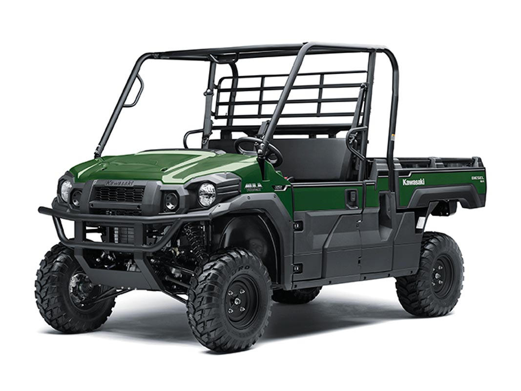 2016 Kawasaki Mule Pro-DX EPS Diesel in North Reading, Massachusetts