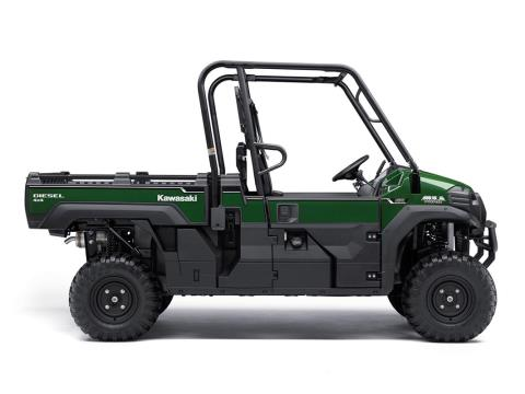 2016 Kawasaki Mule Pro-DX EPS Diesel in Harrisburg, Illinois