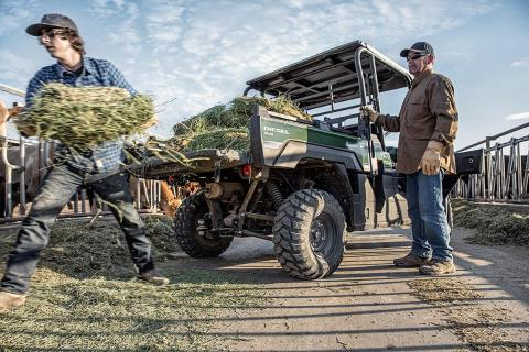 2016 Kawasaki Mule Pro-DX EPS LE Diesel in Roseville, California