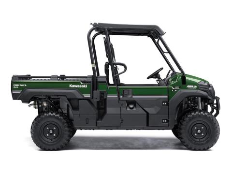 2016 Kawasaki Mule Pro-DX EPS LE Diesel in North Reading, Massachusetts