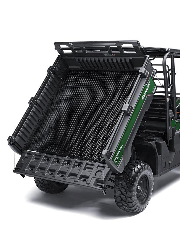 2016 Kawasaki Mule Pro-DX EPS LE Diesel in New Castle, Pennsylvania