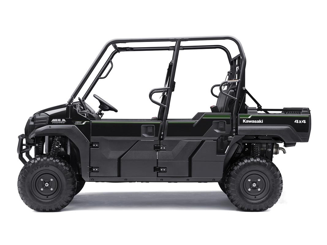 2016 Kawasaki Mule Pro-FXT EPS in North Reading, Massachusetts