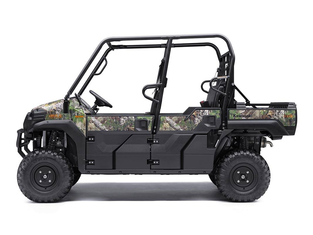 2016 Kawasaki Mule Pro-FXT EPS Camo in Pikeville, Kentucky - Photo 2