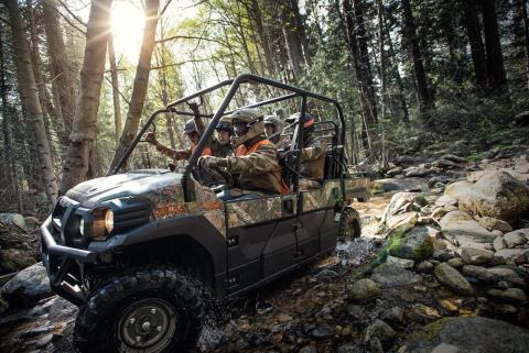 2016 Kawasaki Mule Pro-FXT EPS Camo in Pikeville, Kentucky - Photo 4