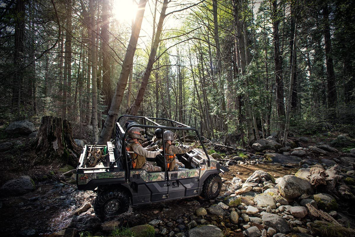 2016 Kawasaki Mule Pro-FXT EPS Camo in Pikeville, Kentucky - Photo 5