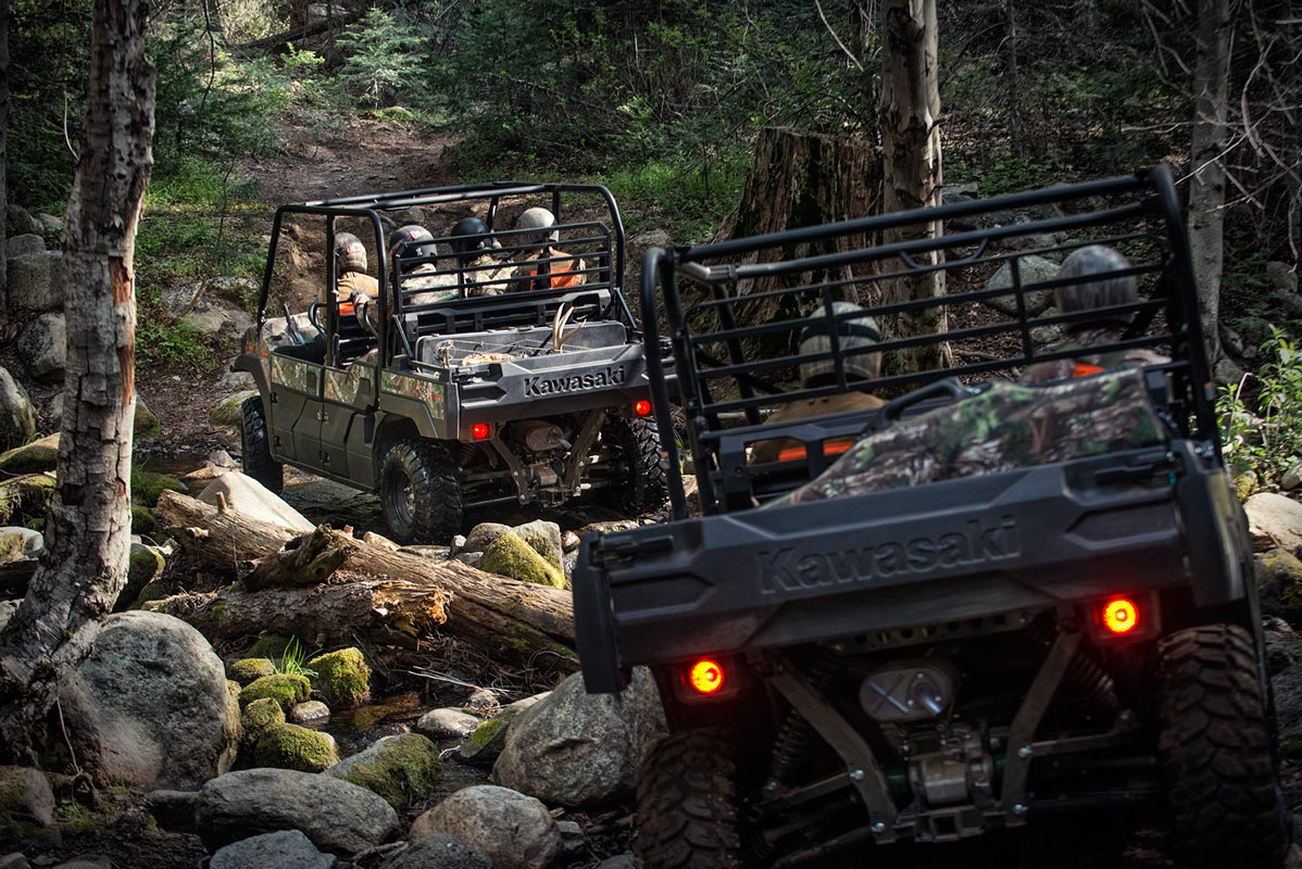 2016 Kawasaki Mule Pro-FXT EPS Camo in Pikeville, Kentucky - Photo 7