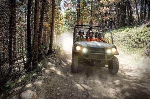 2016 Kawasaki Mule Pro-FXT EPS Camo in Pikeville, Kentucky - Photo 8