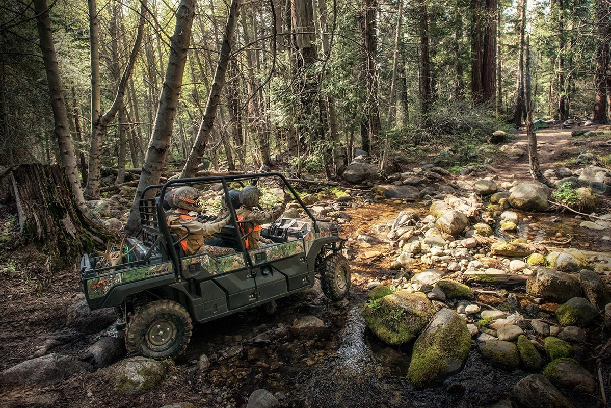2016 Kawasaki Mule Pro-FXT EPS Camo in Pikeville, Kentucky - Photo 9