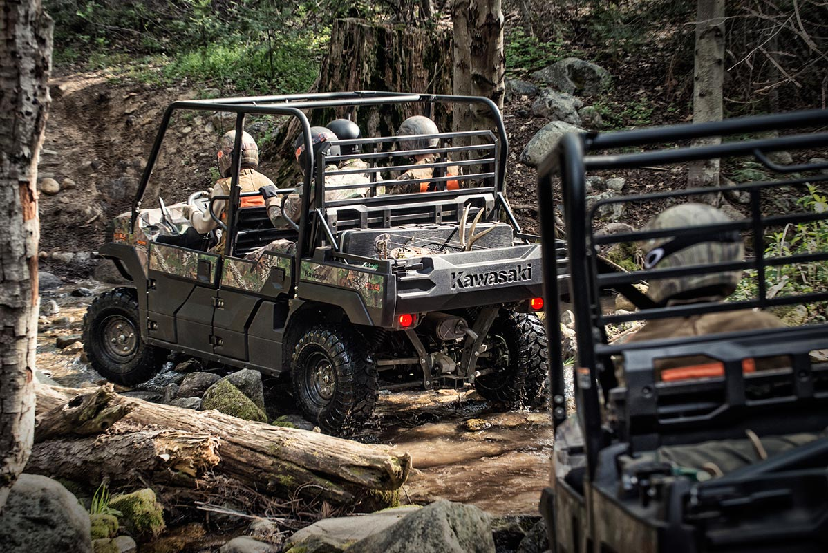 2016 Kawasaki Mule Pro-FXT EPS Camo in Pikeville, Kentucky - Photo 12