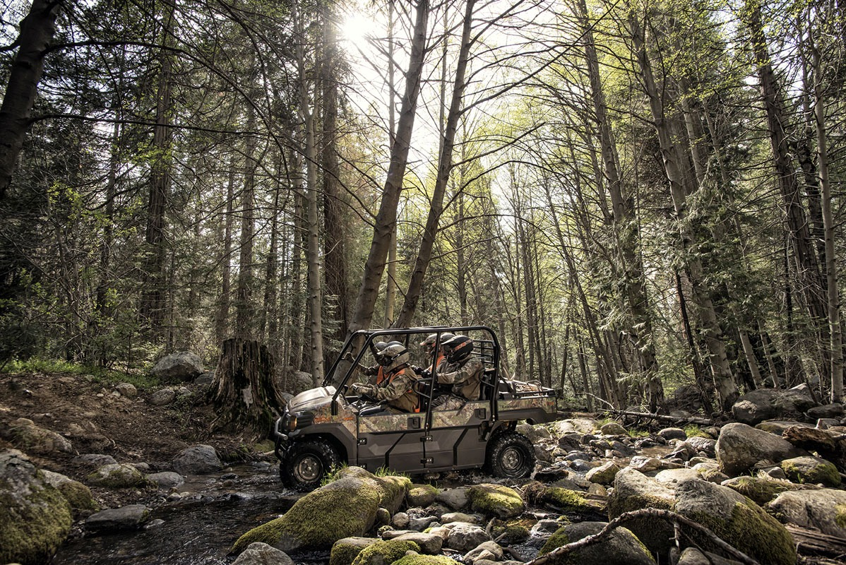 2016 Kawasaki Mule Pro-FXT EPS Camo in Pikeville, Kentucky - Photo 15