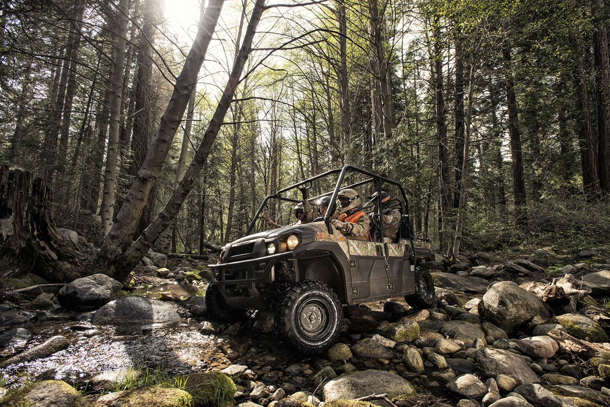 2016 Kawasaki Mule Pro-FXT EPS Camo in Pikeville, Kentucky - Photo 16