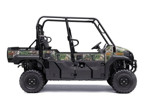 2016 Kawasaki Mule Pro-FXT EPS Camo in North Reading, Massachusetts
