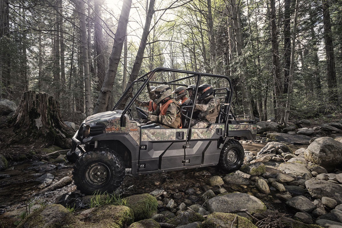 2016 Kawasaki Mule Pro-FXT EPS Camo in Romney, West Virginia
