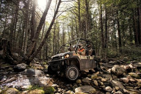 2016 Kawasaki Mule Pro-FXT EPS Camo in Nevada, Iowa