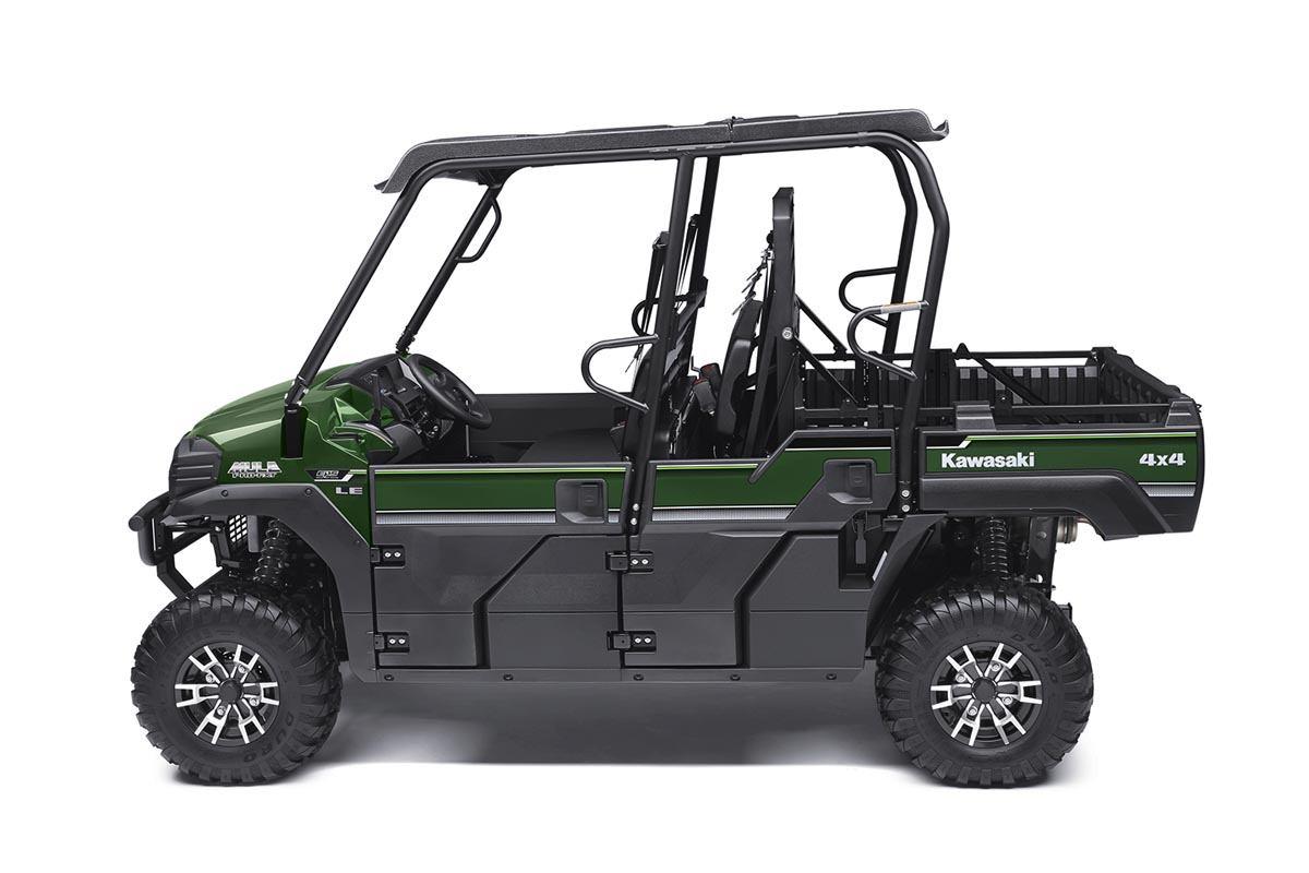 2016 Kawasaki Mule Pro-FXT EPS LE in Mount Pleasant, Michigan