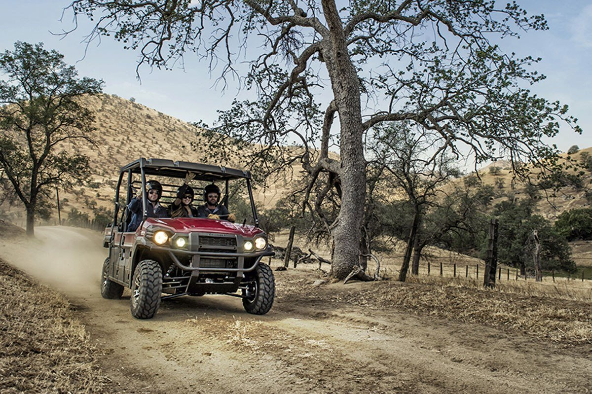2016 Kawasaki Mule Pro-FXT EPS LE in Romney, West Virginia