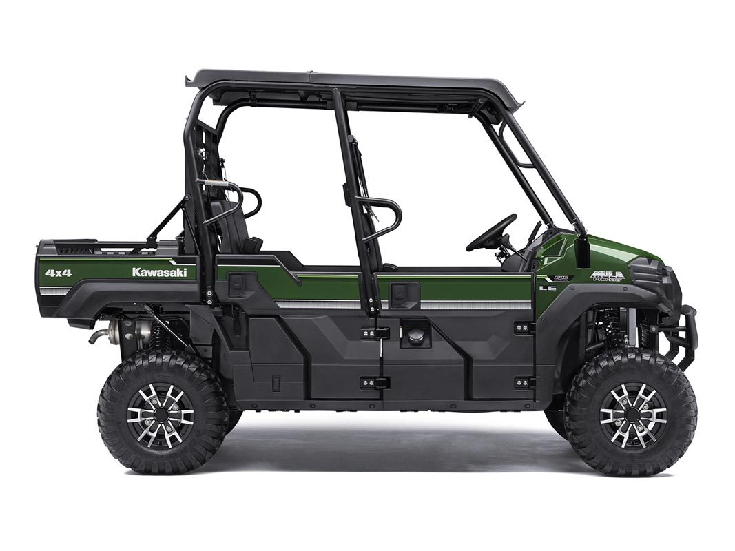2016 Kawasaki Mule Pro-FXT EPS LE in North Reading, Massachusetts - Photo 1