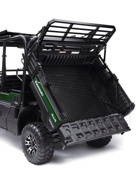 2016 Kawasaki Mule Pro-FXT EPS LE in North Reading, Massachusetts - Photo 8