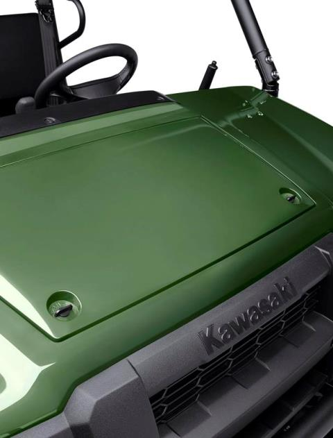 2016 Kawasaki Mule Pro-FXT EPS LE in North Reading, Massachusetts - Photo 14