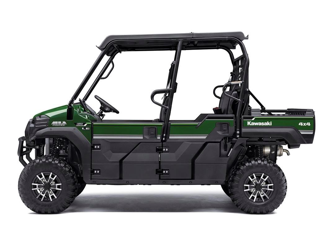 2016 Kawasaki Mule Pro-FXT EPS LE in Brewton, Alabama