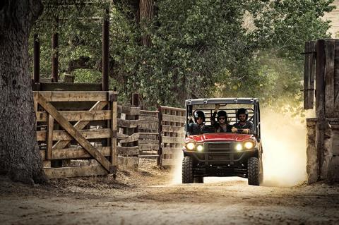 2016 Kawasaki Mule Pro-FXT EPS LE in Bristol, Virginia