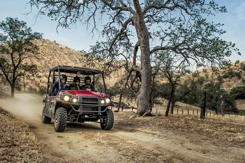 2016 Kawasaki Mule Pro-FXT EPS LE in North Reading, Massachusetts - Photo 42