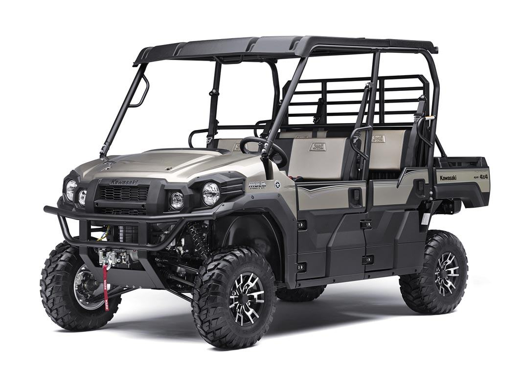 2016 Kawasaki Mule Pro-FXT Ranch Edition in North Reading, Massachusetts - Photo 3