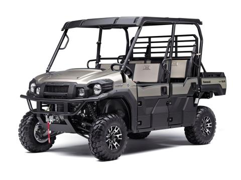 2016 Kawasaki Mule Pro-FXT Ranch Edition in Hickory, North Carolina