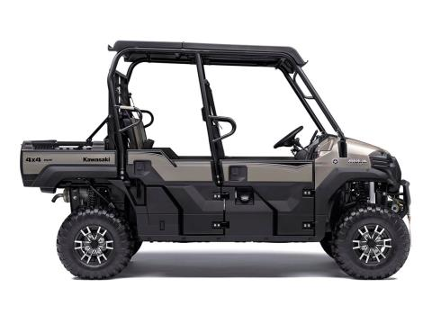 2016 Kawasaki Mule Pro-FXT Ranch Edition in North Reading, Massachusetts
