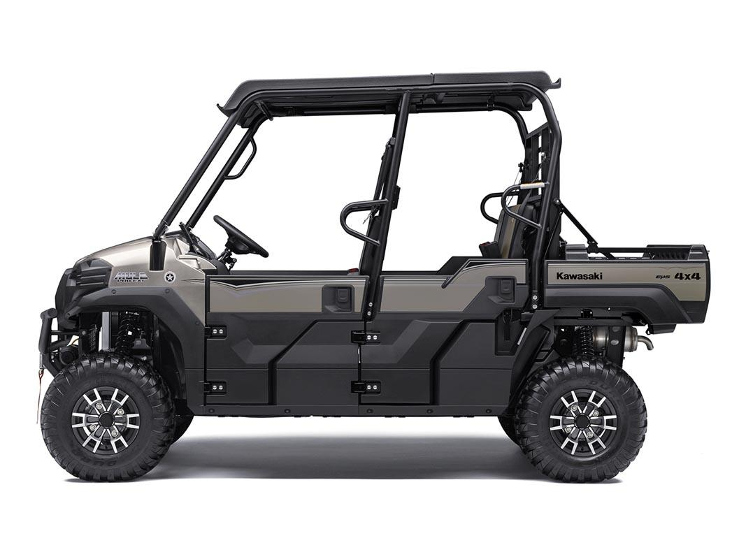 2016 Kawasaki Mule Pro-FXT Ranch Edition in Nevada, Iowa