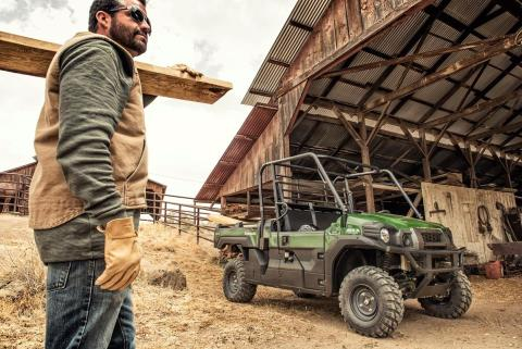 2016 Kawasaki Mule Pro-FX EPS in Spencerport, New York - Photo 14