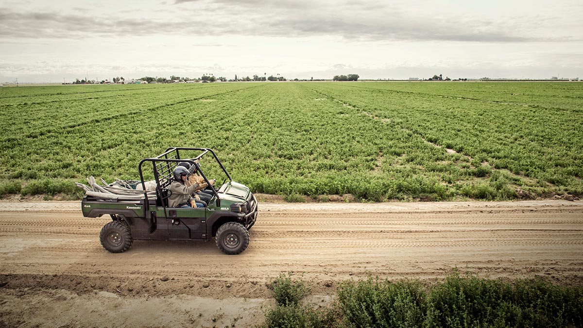 2016 Kawasaki Mule Pro-FX EPS in Spencerport, New York