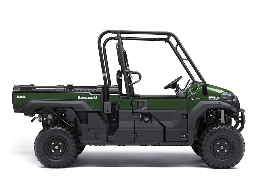 2016 Kawasaki Mule Pro-FX EPS in Harrison, Arkansas - Photo 8