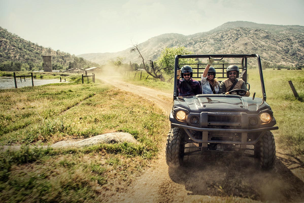 2016 Kawasaki Mule Pro-FX EPS in Bristol, Virginia