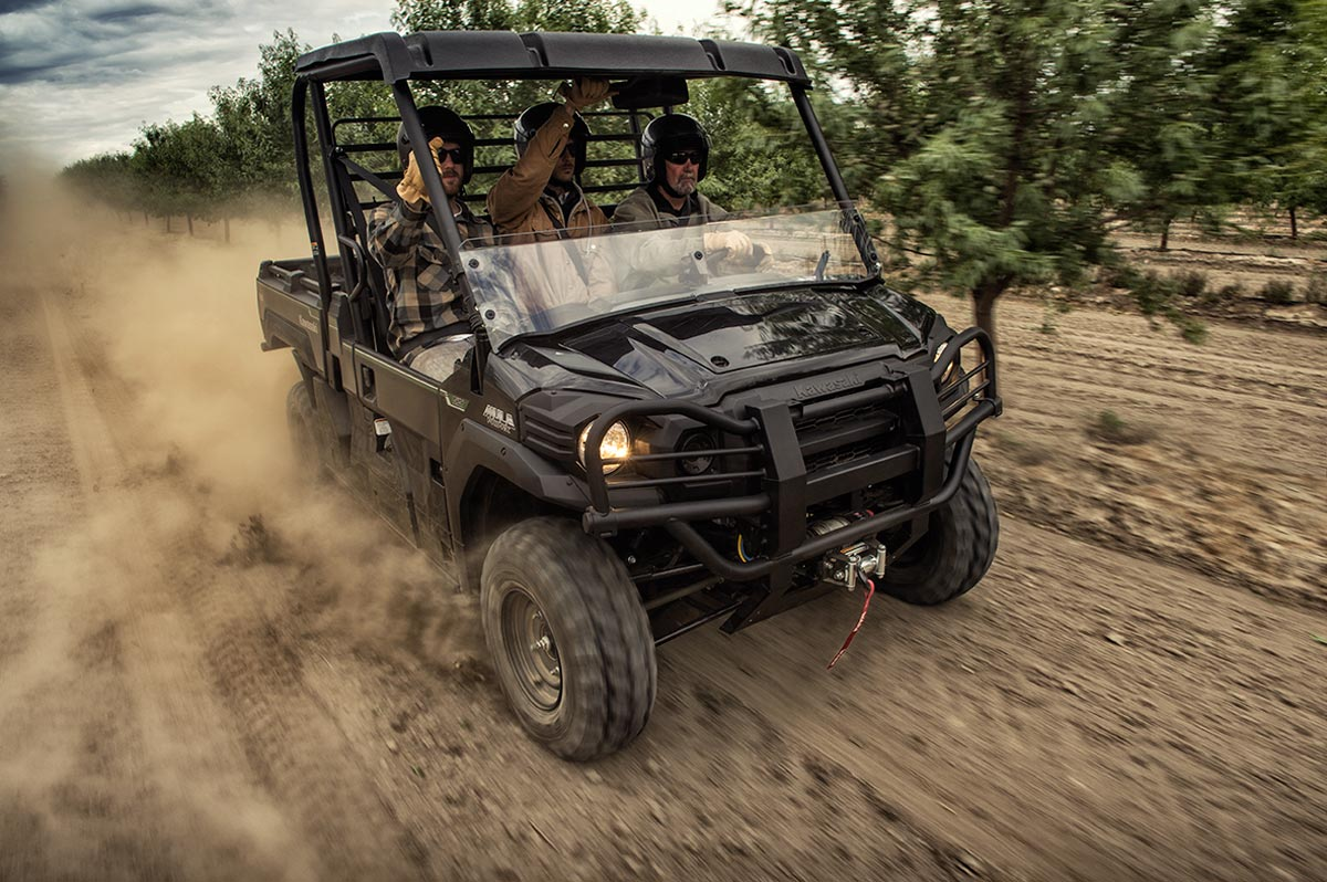 2016 Kawasaki Mule Pro-FX EPS in Fort Pierce, Florida