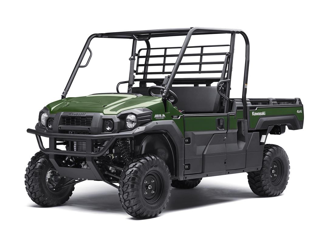 2016 Kawasaki Mule Pro-FX EPS in North Reading, Massachusetts - Photo 3