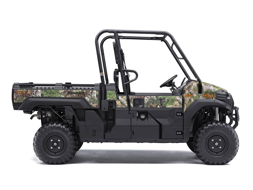 2016 Kawasaki Mule Pro-FX EPS Camo for sale 375