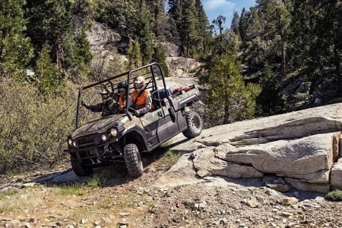 2016 Kawasaki Mule Pro-FX EPS Camo in Chanute, Kansas