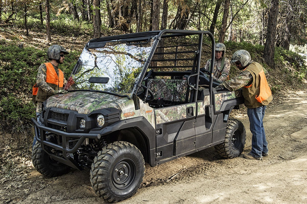 new 2016 kawasaki mule pro-fx eps camo utility vehicles in south