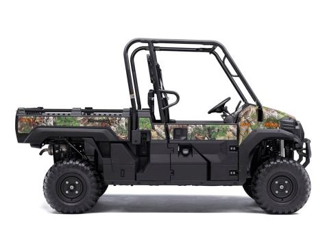 2016 Kawasaki Mule Pro-FX EPS Camo in North Reading, Massachusetts