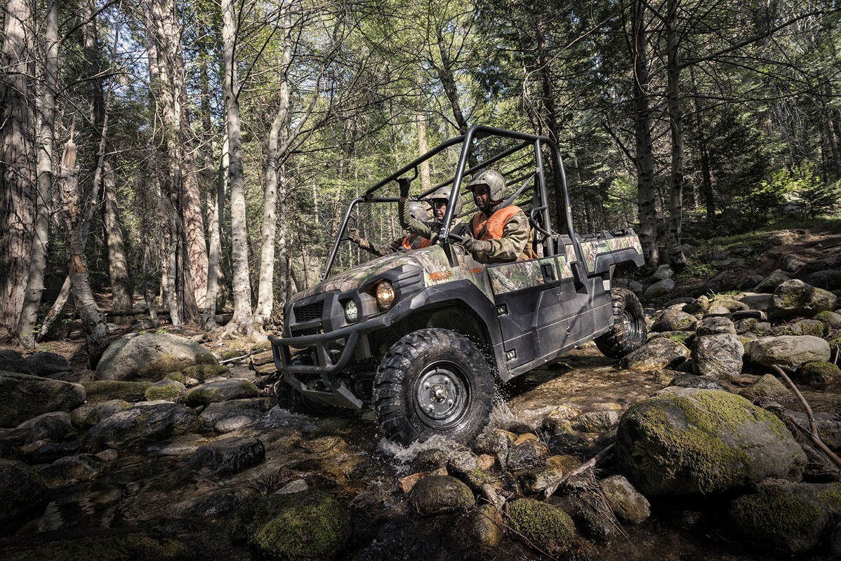 2016 Kawasaki Mule Pro-FX EPS Camo in Howell, Michigan