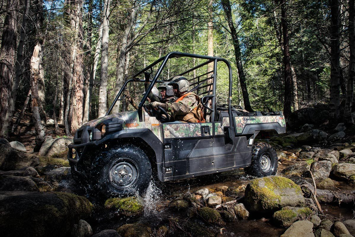 2016 Kawasaki Mule Pro-FX EPS Camo in Nevada, Iowa