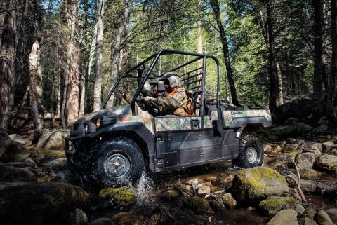 2016 Kawasaki Mule Pro-FX EPS Camo in South Paris, Maine