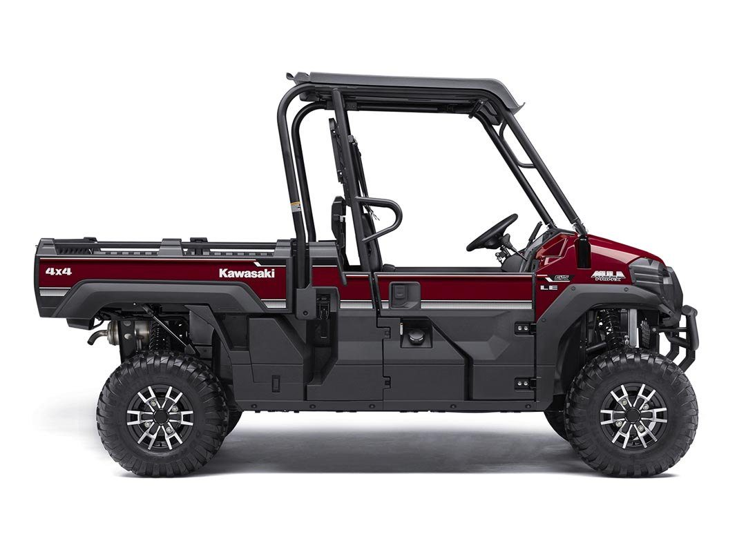 2016 Kawasaki Mule Pro-FX EPS LE in Greenwood Village, Colorado