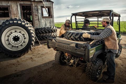 2016 Kawasaki Mule Pro-FX EPS LE in Wichita Falls, Texas - Photo 17